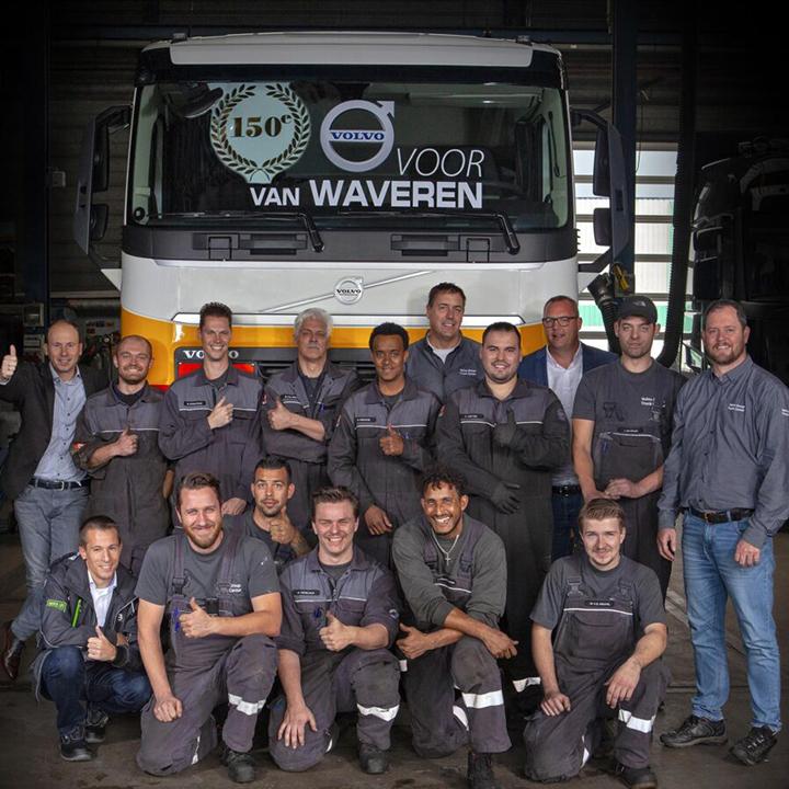 monteurs Volvo Aalsmeer